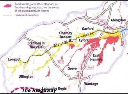 Reducing flooding in Abingdon