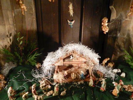 St Nicolas Nativity Scene
