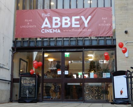 Abbey Cinema Opens
