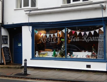 Goodbye to Rosie's