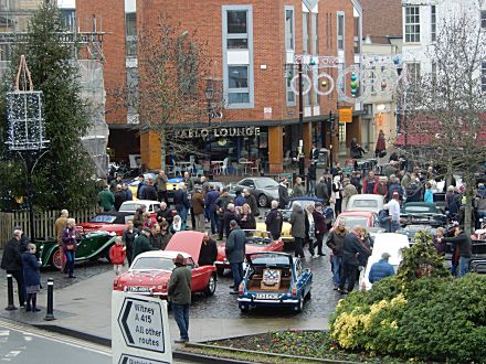 MG Boxing Day Rally