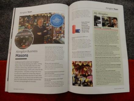 Abingdon Town Magazine