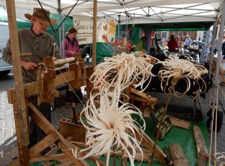 Craft Fair Recycling
