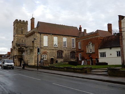 Special Abingdon Parish Meeting to discuss the Guildhall