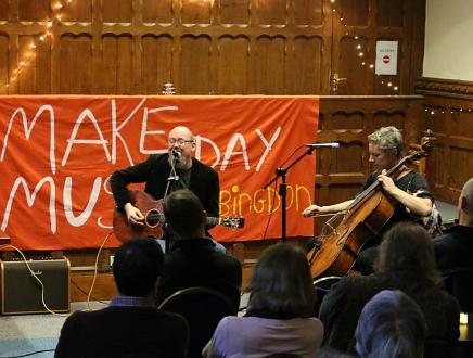 Make Music Abingdon