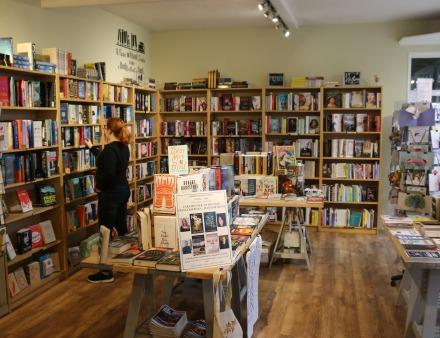Mostly Independent Bookshop