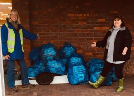 New Year Litter Pick