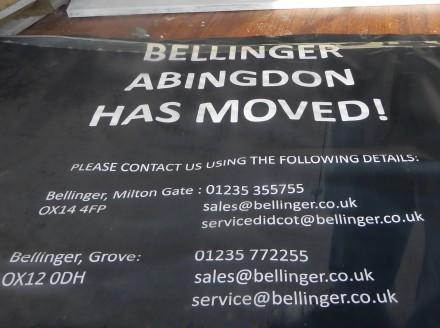 Bellingers Site