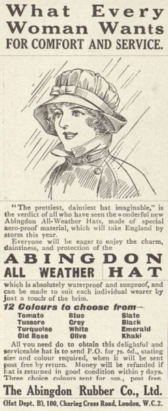 Abingdon - 100 years ago