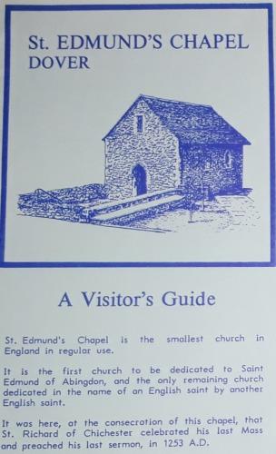 St Edmund's Chapel