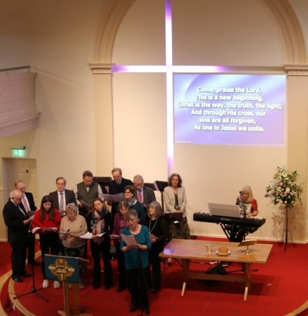 Abingdon Baptist Church - Rededication