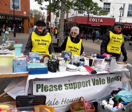 Vale House + Dementia Friends