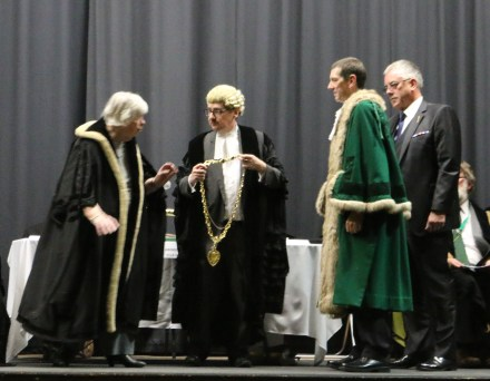 Abingdon Mayor Making