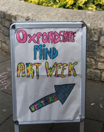 Oxfordshire Mind art exhibition