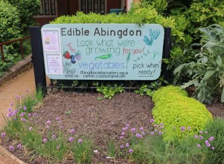 Edible Abingdon