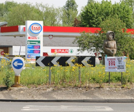 Monk of Abingdon's roundabout
