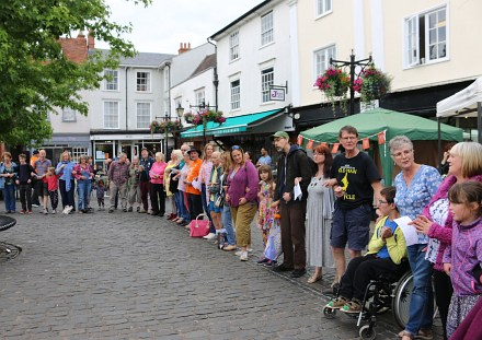 Make Music Day in Abingdon