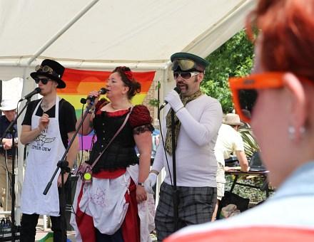 First Abingdon Pride Day