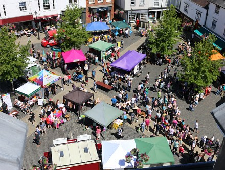 First Abingdon Pride Day