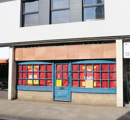Ladbrokes close Stert Street branch