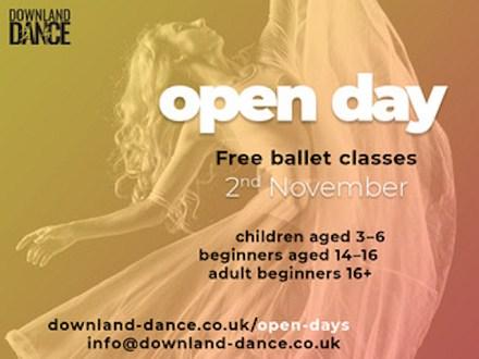 Start Ballet