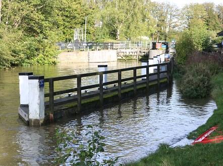 Abingdon downstream