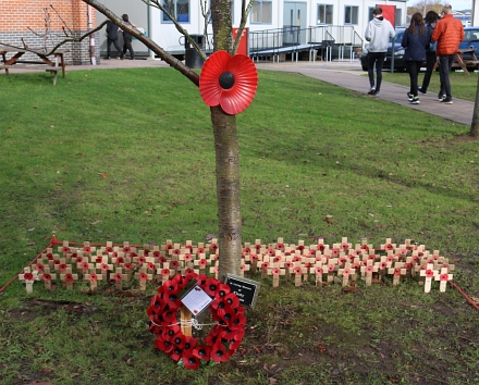 One Hundred and First Anniversary of the Armistice