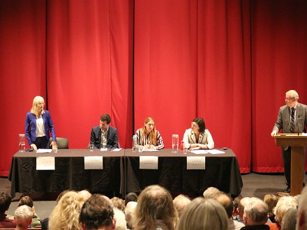 Oxford West & Abingdon Hustings