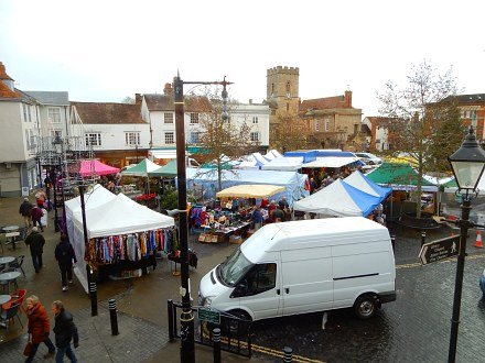 Monday Markets in Abingdon