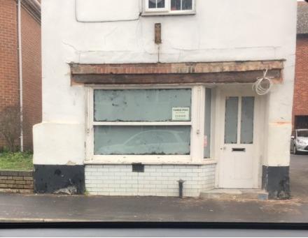 Fish and Chip shop closes