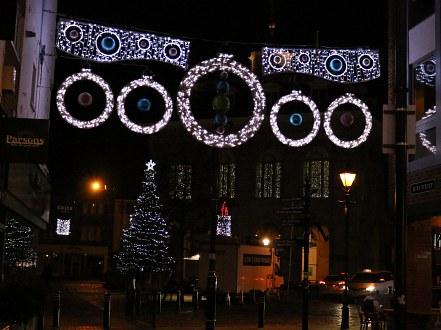 Last of the Christmas Lights