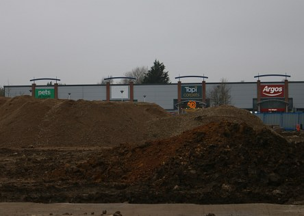 Building Work in January