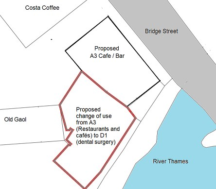 Proposed Dental Surgery