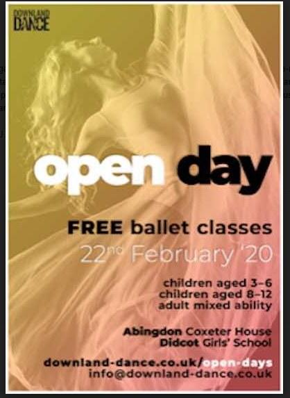 Ballet Open Day