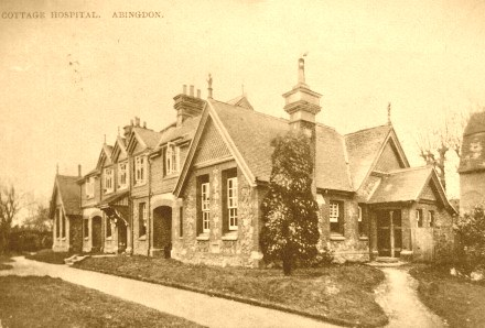 Abingdon 100 years ago