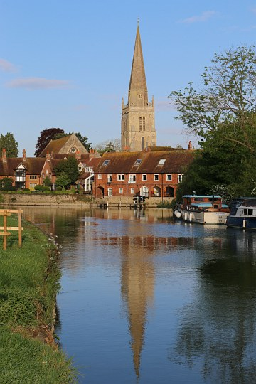 May Morning in Abingdon