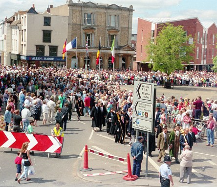 VE Day 50 in Abingdon