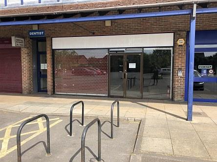 Peachcroft Newsagent closed