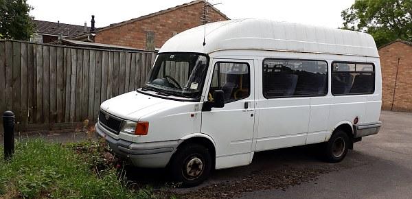 Breakaway van