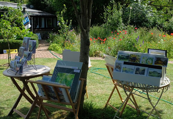 Art in the Garden Gallery
