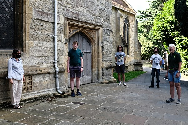 St Helen's Bells