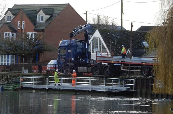 Wharf Wall Repairs to happen