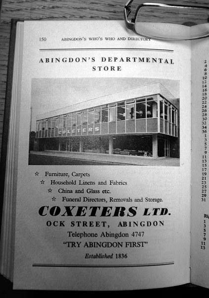 Coxeters