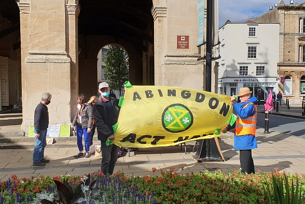 Extinction Rebellion Abingdon