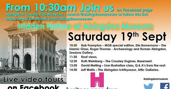 Heritage Open Days 2020