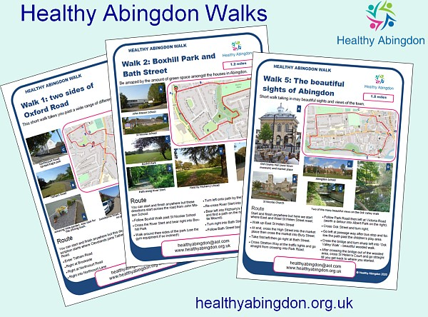 Healthy Walks - Abingdon