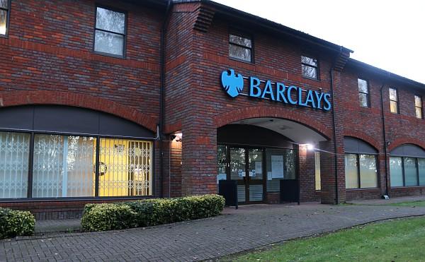 Barclays Closing - Homebase Re-opening