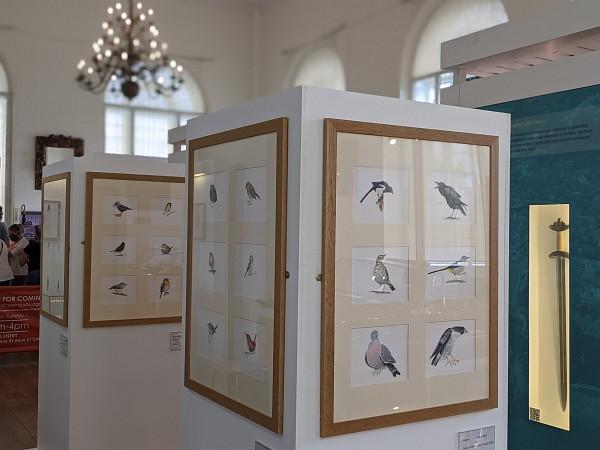 David Melling Exhibition