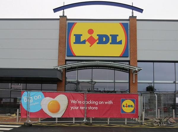 Lidl and Aldi in Abingdon - update